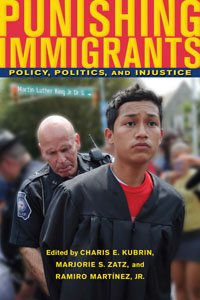 Book cover: Punshing Immigrants